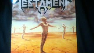 Testament - Sins of Omission (Vinyl)