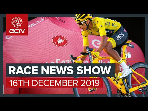 Giro, Tour, Vuelta? Where Will Cycling's Stars Be Racing In 2020? | GCN's Cycling Race News Show