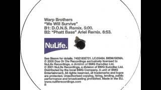 Warp Brothers - Phatt Bass (Ariel Remix)