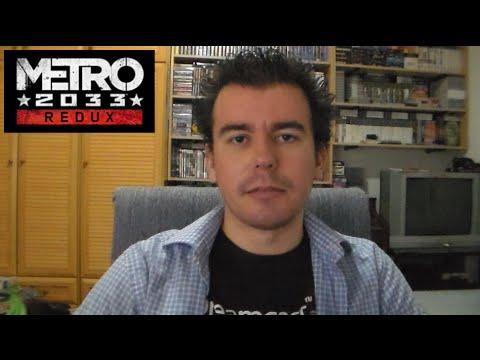 METRO 2033 REDUX (PC / PS4 / XONE) - Análisis / Review en español