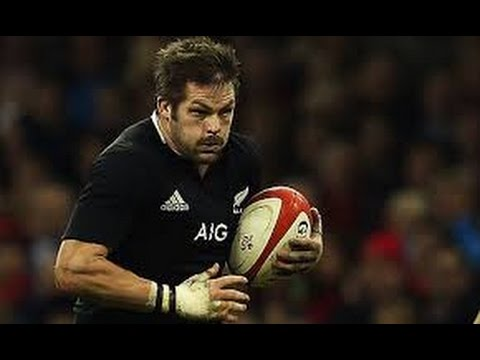 "Richie McCaw Tribute - ""Mighty All Black"""