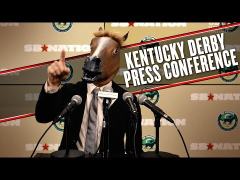 2016 Kentucky Derby odds, presented by a horse