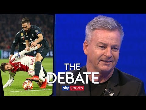 Should Sergio Ramos be applauded for 'deliberate' yellow card? | The Debate Mp3