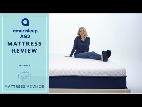 Amerisleep AS2 Mattress Review: Mattress Advisor (2018 Review)