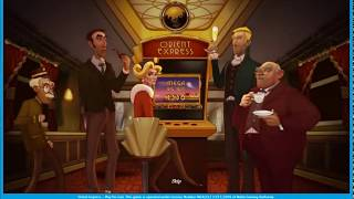 Orient Express Online Slots Game