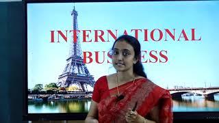 I PUC | BUSINESS STUDIES | INTERNATIONAL BUSINESS - 04