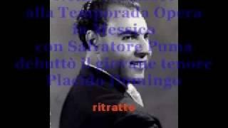 Puma Salvatore Vesti La Giubba Leoncavallo I Pagliacci