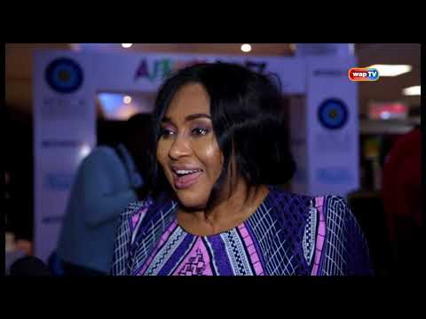 Download Exclusive Redcarpet Moments at AFRIFF 2017   Wap TV