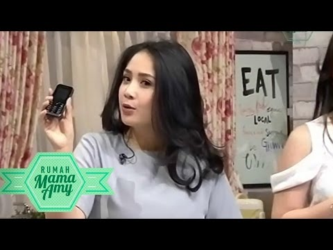Nagita Slavina & Gracia Indri Dibuat Pusing Sulap Cinta -  Rumah Mama Amy (25/11)