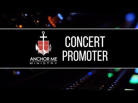 Anchor Me - Concert Promoter
