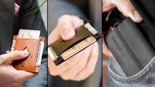 10 Coolest Wallets - Best Mens Wallets You Must Know || Best Minimalist Wallets in the market