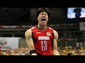 TOP 10 Best Volleyball Spikes by Kunihiro Shimizu 清水邦広