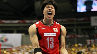 TOP 10 Best Volleyball Spikes by Kunihiro Shimizu 清水邦広