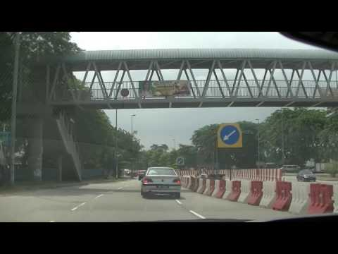 Sungai Besi (Steel River) to Happy Garden, Kuala Lumpur, July 2016