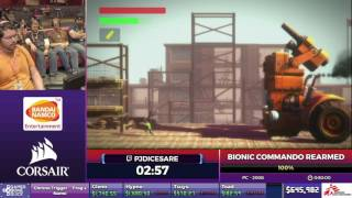 Bionic Commando Rearmed by PJ in 39:21 - SGDQ2017 - Part 96