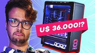 Um PC de 36 MIL DÓLARES!? - TOP 5 melhores PCs de 2018