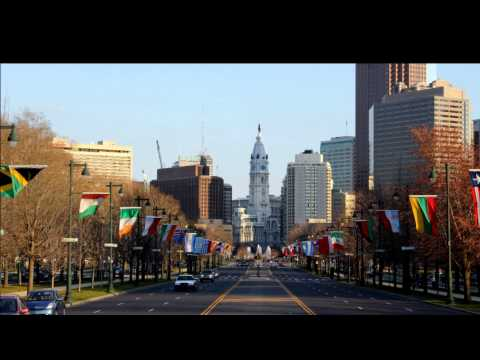 Philadelphia PA,     Philadelphia Freedom :    Music by Elton John