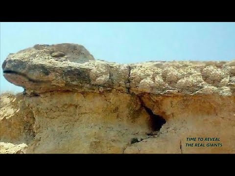 PROOF THAT THE BOOK OF ENOCH IS REAL-Nephilim Bodies(mudfossil)