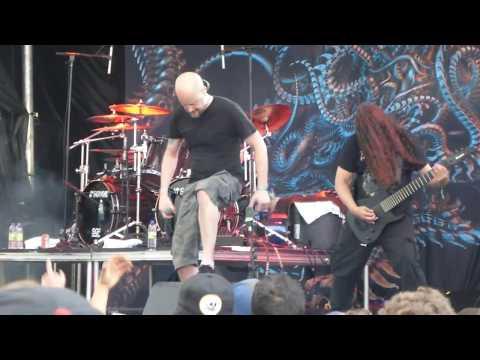 Meshuggah - The Violent Sleep of Reason (Live @ Montebello Rockfest)