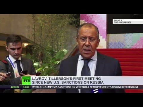 'We gave him explanations': Lavrov answers Tillerson on sanctions