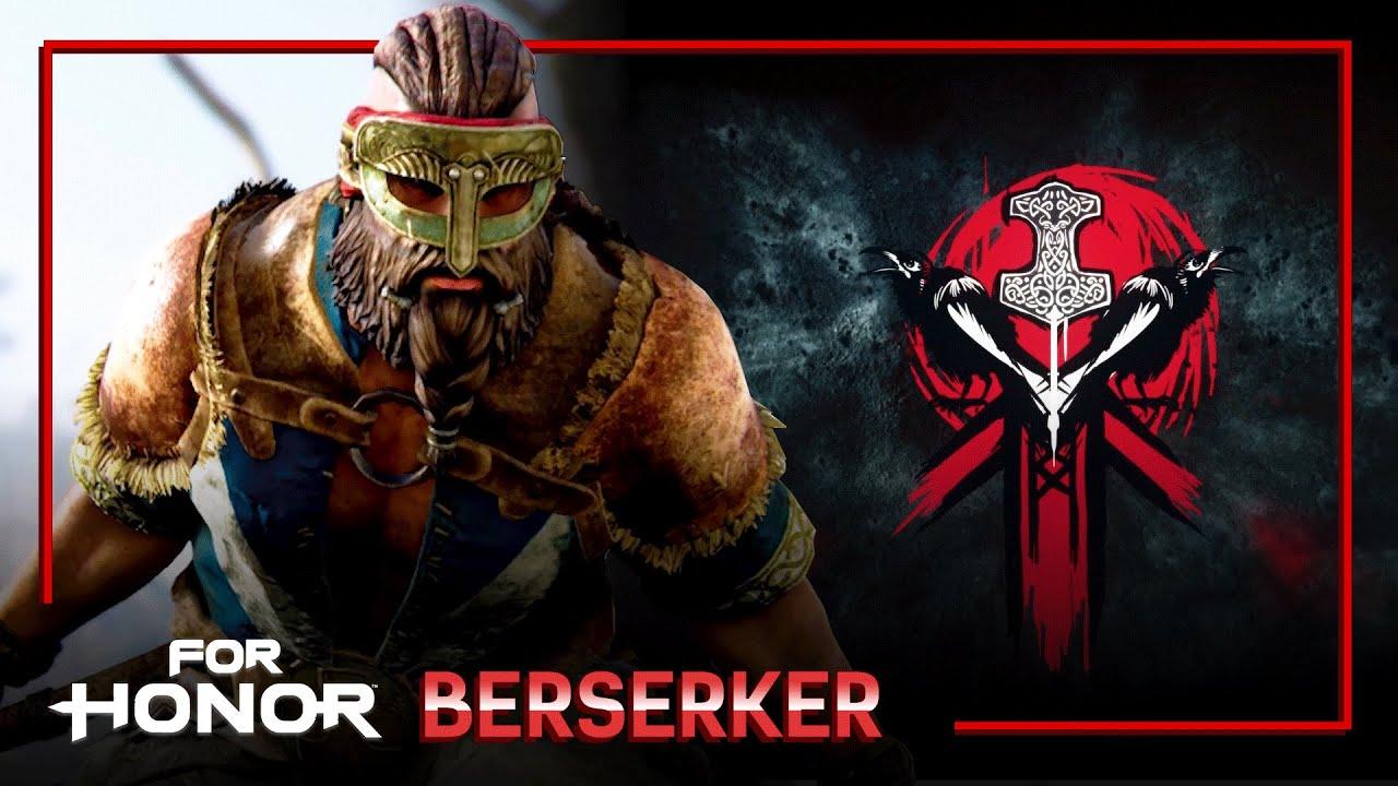 For Honor Viking Wallpaper: For Honor: Berserker