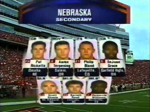2002 Aug 24 - Arizona St vs Nebraska
