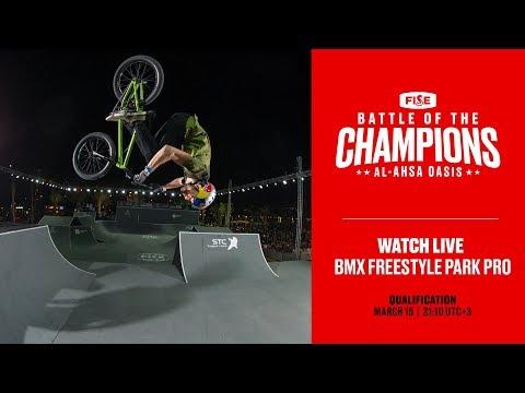 BOTC 2019: BMX Freestyle Park Pro Qualification