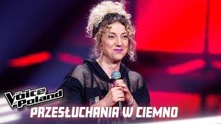 """Iwona Kmiecik - """"Policeman"""" - Przesłuchania w ciemno, odc. 9 - The Voice of Poland 10"""