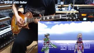 """【ひだまりスケッチ ハニカム ED】 """"夢ぐも"""" ギター弾いてみた♪ ひだまりスケッチ×ハニカム 検索動画 30"""