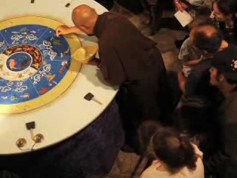 Losang Samten - Wheel of Life Mandala 2010