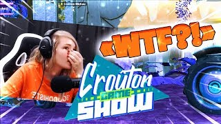 LE CACHE CACHE LE PLUS COURT DES CROUTONS GAMES SHOW SUR FORTNITE