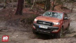 2016 Ford Ranger [ESSAI VIDEO] : il porte bien son nom