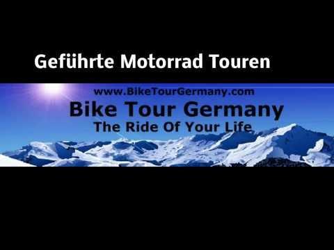 Bike Tour Germany Advertising