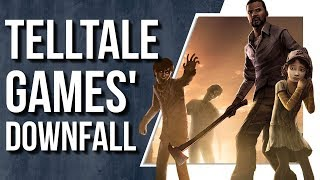 One of Pretty Good Gaming's most viewed videos: How and Why did Telltale Games Crumble?