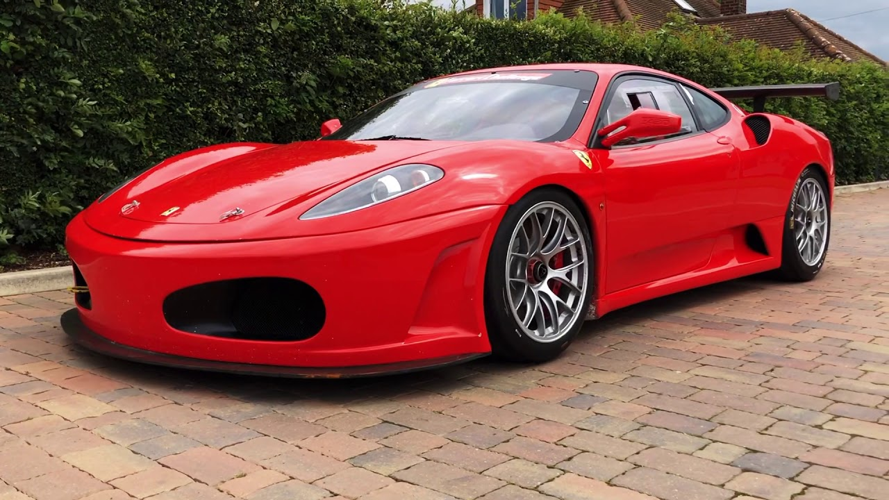 Ferrari F430 Challenge Youtube