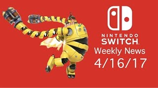 Switch Weekly News - 4/16/17