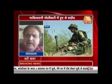 Pakistan Violates Ceasefire Along LoC; Army JCO, BSF Personnel