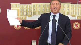 CHP'li Emir, Gökçek'in su anketleriyle belediye kaynaklarını akıttığı şirketi açıkladı