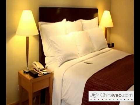 Hotel Renaissance Yangtze   chambre standard   Shanghai   Chinaveo