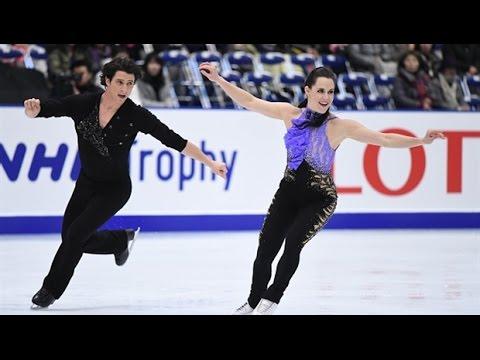 Tessa Virtue, Scott Moir's short dance at 2016 NHK Trophy | CBC Sports