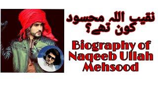 Naqeeb Ullah Masood Biography1نقیب اللہ معسودکون تھا اور اسے کیوں مارا1نقیب مسود سوک وو