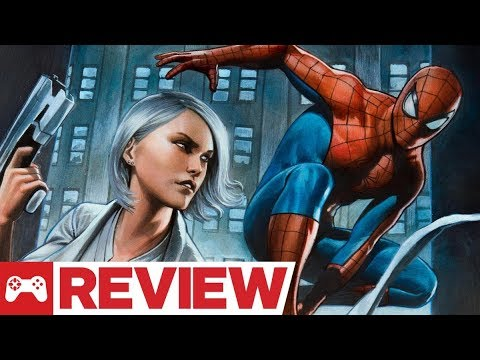 Marvel's Spider-Man (PS4) - Silver Lining DLC Review - YouTube