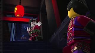 Michael Kramer - Ninjago Soundtrack | Rooftop Ruffhouse (From Season 4, Episode 39)