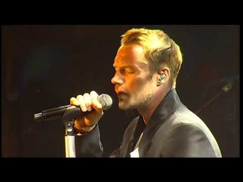 Ronan Keating - If Tomorrow Never Comes Live