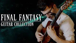 Final Fantasy Guitar Collection | Classical Guitar | John Oeth