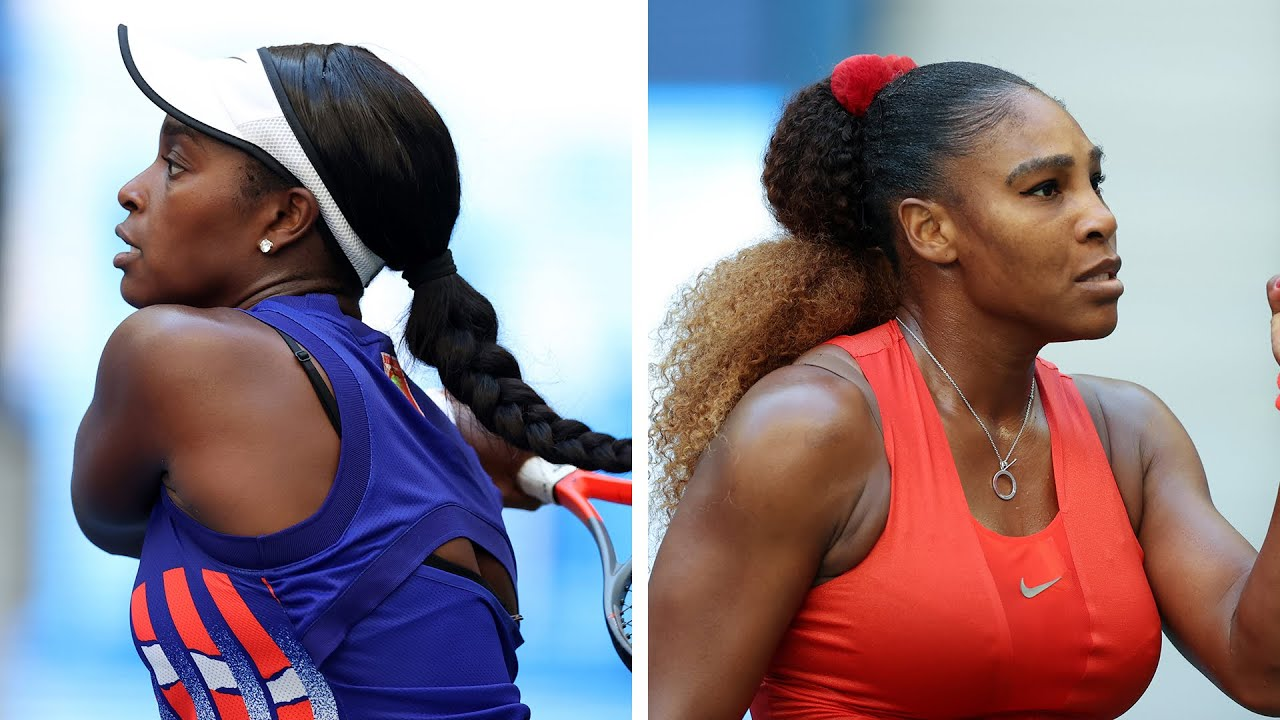 Sloane Stephens vs Serena Williams Extended Highlights | US Open 2020 Round 3