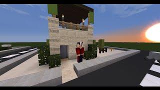 Como hacer una casa de desierto | Minecraft | Jos El