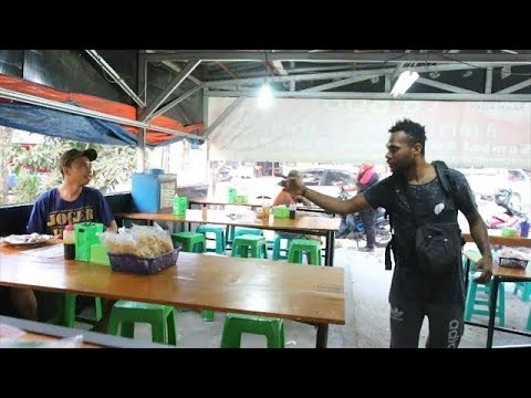 ORANG PAPUA NGAMUK DI TANGERANG, TONTON SAMPAI HABIS | KLIK BAIT