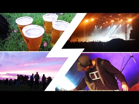 How To Do A Music Festival - Electric Picnic 2016 | TheSonicScrew