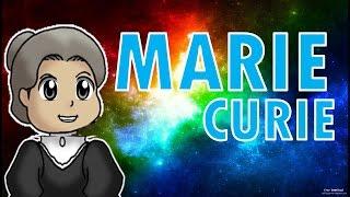 MARIE CURIE Biografía para niños